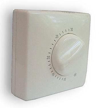 Термостат механический TR-90 датчик воздуха, фото 2