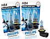 "Автомобильные галогенные лампы ""PHILIPS""(HB4)(Blue Vision Ultra)(4000K)(12V)(55W)"
