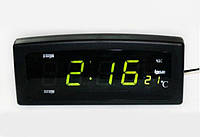Электронный будильник от сети 818 Led Digital Clock