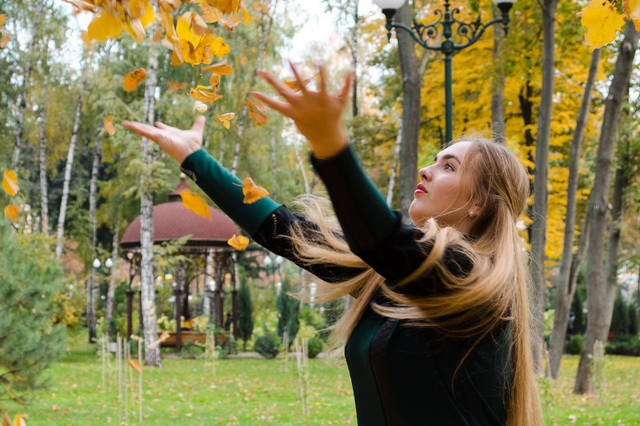 Осеннее настроение 13