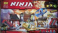 Конструктор Ninja 10527, 695 деталей Нинзяго.