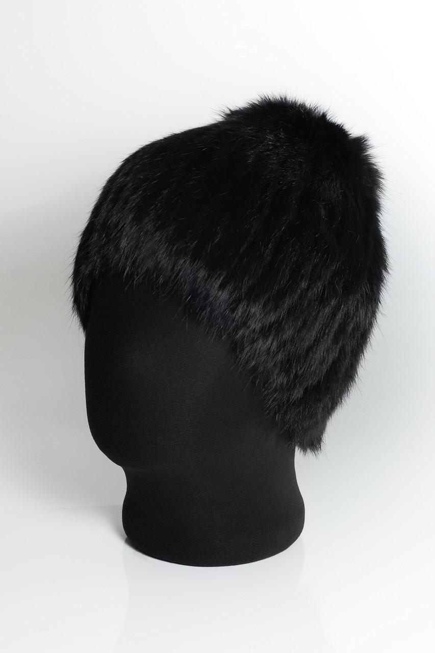 меховая шапка на вязаной основе сноп продажа цена в одессе