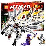 Конструктор Bela Ninja Титановый Дракон 10323, 359 деталей, фото 3