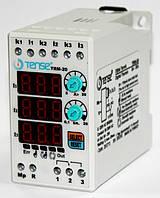 Реле струму контролю обмеження струму навантаження 3-х фазне с таймером диапазон 8-20A ціна купити