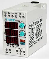 Реле тока контроля / ограничения по току нагрузке 3-х фазные TENSE диапазон 15-50A цена купить, фото 1