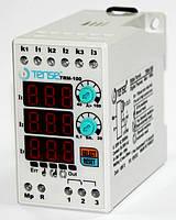 Реле приоритета реле тока контроля максимального тока нагрузки 3-х фазное 40-100A электронное цена купить