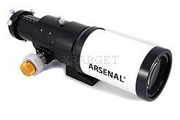 Оптическая труба телескопа Arsenal 70/420, ED-рефрактор, с кейсом