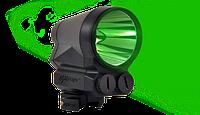 Тактический фонарь LIGHTFORCE для охотничьего ружья, зеленый LED