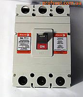 Автоматический выключатель ВА-77 630А щитовой