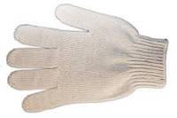 Перчатки вязанные без точки х/б