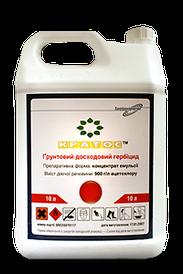Гербицид почвенный Кратос (Харнес) - Ацетохлор 900 г/л, для подсолнуха, сои, кукурузы