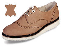 Стильные кожаные туфли МИДА 21412(11) 40