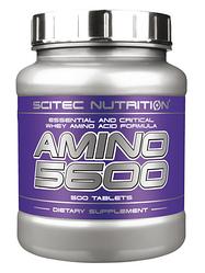 Scitec Nutrition Amino 5600 500t