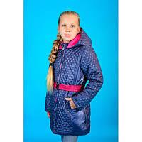 """Куртка Гроза для девочки """"Зіронька ТМ"""" Украина (2049-2)"""