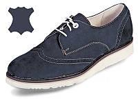Туфли МИДА 21412(12) нубук  36