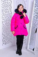Зимняя куртка для девочек | Курточка Яна