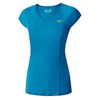 Женская спортивная футболка Mizuno Cooltouch Phenix Tee