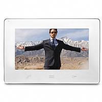 """Tantos STARK (White)  - 9"""" видеодомофон с фото\видео записью, датчиком движения"""