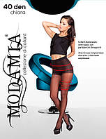 "Женские колготки Modamia ""Chiara 40 den"", 2-5 размер"