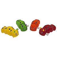 Заводная игрушка Гусеница  VVM-4599