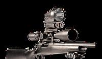 Тактический фонарь LIGHTFORCE для охотничьего ружья