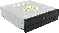 Привод Hitachi-LG BH16NS40 Blu-ray Writer SATA INT Bulk Black
