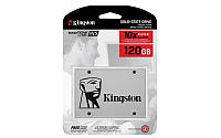 "Твердотельный накопитель SSD 2.5"" Kingston UV400 120GB SATA TLC"