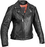 Мотокуртка женская River Road Sapphire черный L
