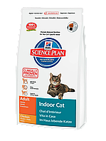 Hills SP Feline Indoor Cat для домашних кошек 1,5 кг