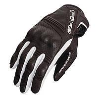 Мотоперчатки FIVE Sport City кожа коричневый XS