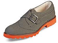 Стильные кожаные туфли МИДА 21454(13) 37