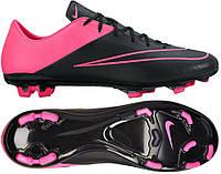Футбольные бутсы Nike Mercurial Veloce II Leather FG