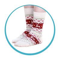 Где купить теплые женские носки