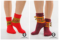 Вязаные носки, фото 1