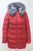 Женская Куртка-Пуховик теплая 18398