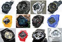 Часы Casio G-Shock GA-100, фото 1