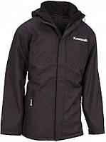 Куртка зимняя Kawasaki черный M
