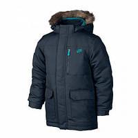 Детская теплая куртка Nike FLD 550 HOODD