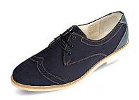 Оригинальные кожаные туфли МИДА 21374(12) 36