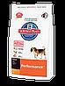 Hill's SP Canine Adult Performance для активных собак 12 кг