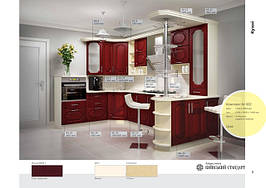 Кухни: 3-D проекты в интерьере