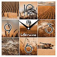 Сезон уборки урожая. UA 001