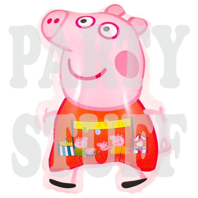 фигурный воздушный шар Свинка Пепа