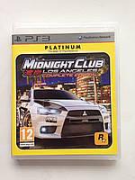 Видео игра MidnightClub: Los Angeles C.A. (PS3)