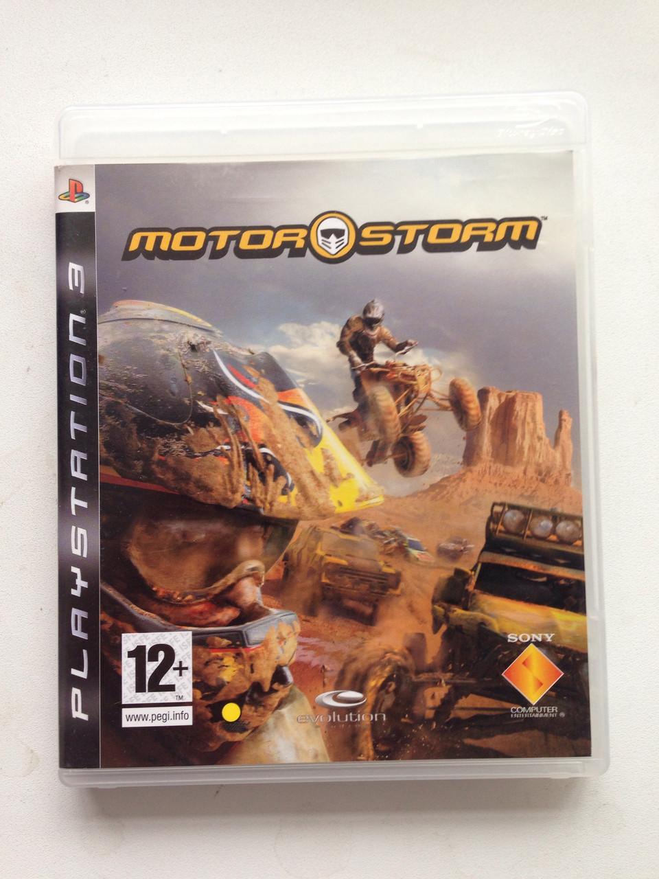 Motor Storm (PS3)