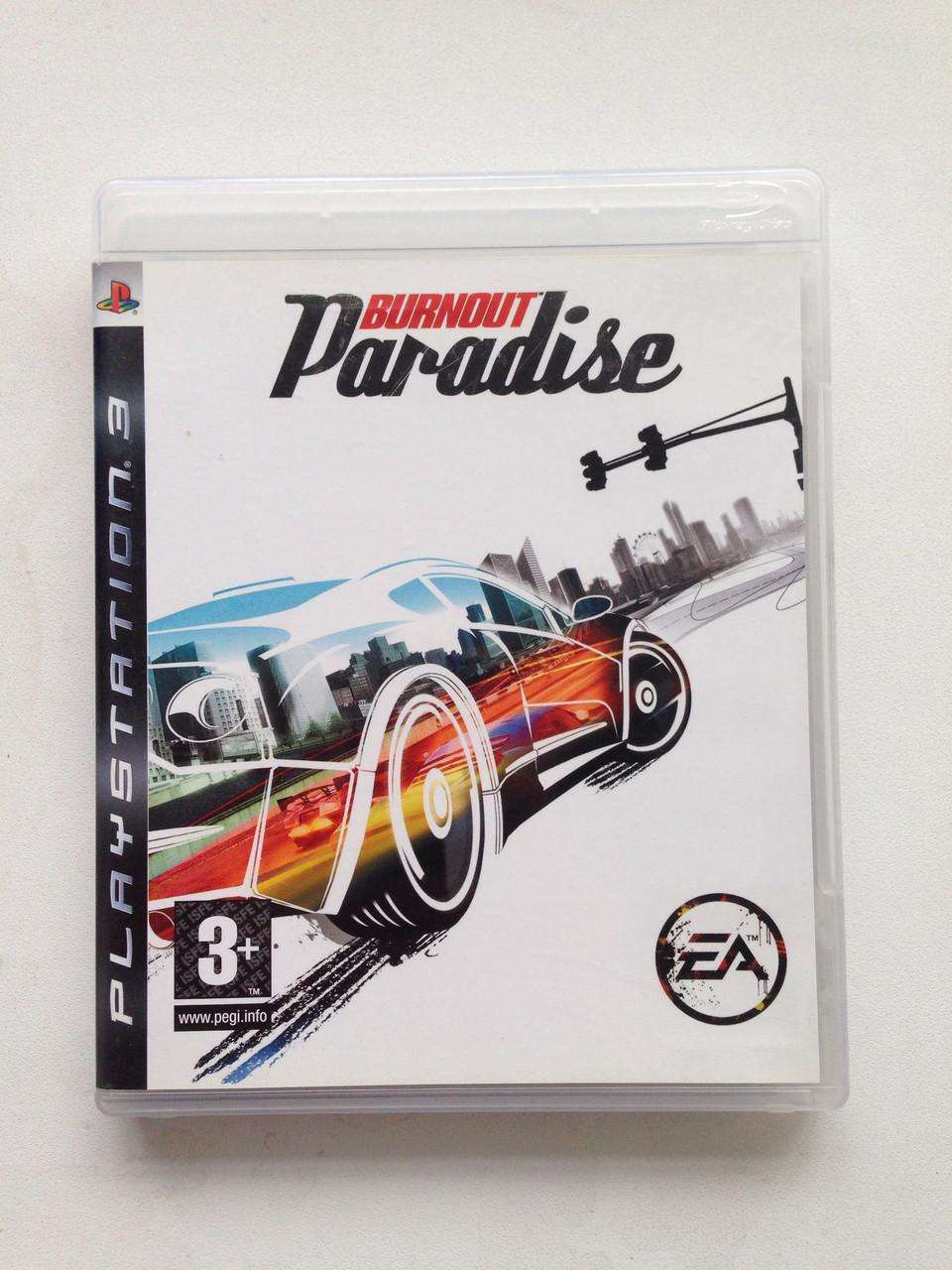 Bornout : Paradise (PS3)