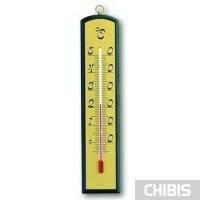 Термометр TFA (121024) комнатный, красное дерево