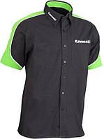 Рубашка Kawasaki черный S