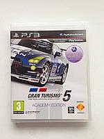 Видео игра Gran Turismo 5: academy edition (PS3) pyc.