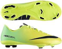 Детские футбольные бутсы  Nike JR Mercurial Veloce FG